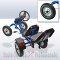 Kart adulti, go kart cu pedale XL profesional 2 locuri (10470)