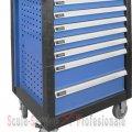Dulap metalic echipat Premium 7 sertare 250 piese (GU40877)