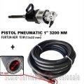 "PISTOL PNEUMATIC 1"" STAHLRHEIN - 3200 Nm + FURTUN AER 20 BAR (13X22 mm) 15M | Chei pneumatice, pistoale 1"" si furtune | Pistoale pneumatice 1"""