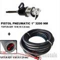 "PISTOL PNEUMATIC 1"" STAHLRHEIN - 3200 Nm + FURTUN AER 20 BAR (16X24 mm) 15M | Chei pneumatice, pistoale 1"" si furtune | Pistoale pneumatice 1"""