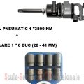 "PISTOL PNEUMATIC 1"" STAHLRHEIN - 3800 Nm + TR TUBULARE | Chei pneumatice, pistoale 1"" si furtune | Pistoale pneumatice 1"""