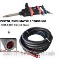 "PISTOL PNEUMATIC 1"" STAHLRHEIN - 5000 Nm + FURTUN AER 20 BAR (16X24 mm) 15M | Chei pneumatice, pistoale 1"" si furtune | Pistoale pneumatice 1"""