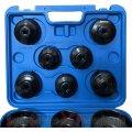 Set capace filtru ulei 15 buc /Tr. (S611)