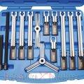 Set prese cu 2 si 3 brate de 100-150-200mm (7760) | Trusa presa rulmenti , bucse | Prese de rulmenti seturi