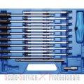 Set torxuri si tubulare 19 piese/Tr (7985) | Surubelnite torx | Seturi surubelnite torx