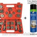 Trusa etriere 21 buc / Tr (S6021) +cadou 1 spray (degripant sau degresant) | Trusa etriere | Trusa etriere, presa piston frane