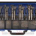 Trusa reparat filete 130 buc M5-M12 art.(1950) | Reparatie filete | Seturi de reparatie filete